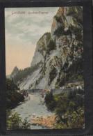 AK 0422  Gesäuse-Eingang / Verlag Ledermann Um 1907 - Gesäuse