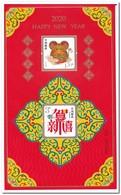 China 2019, Postfris MNH, Happy New Year - Ongebruikt