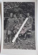 1915 1917 Poilu 44 Eme RI Garde De PG Prisonniers Guerre Chien Fusil Gras14-18 WW1 1WK Poilus Tranchée - War, Military