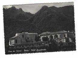 3156 - CAVA DEI TIRRENI BADIA HOTEL SCAPOLATIELLO 1957 - Cava De' Tirreni