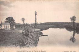 72-ALLONNES PONT DE LA RATERIE-N°T1105-B/0161 - Allonnes
