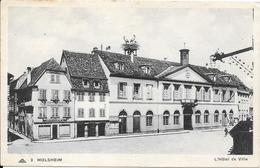 1939 - MOLSHEIM - L'Hôtel De Ville - Molsheim