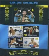 Kazakhstan 2016 Sport, Boxing, Golovkin - Kazakhstan