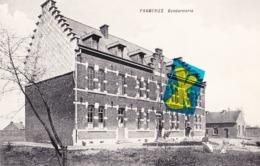 FRAMERIES - GENDARMERIE - Frameries