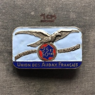 Badge Pin ZN009015 - Bicycle (cycling) Audax France 1972 - Cycling