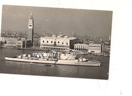 P477 Veneto VENEZIA Nave Marina Militare 1957 Viaggiata Fp - Venezia (Venice)