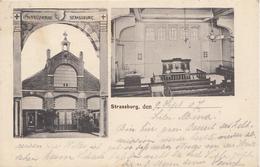 CPA - STRASBOURG - STRASSBURG - ALSACE - IMANUEL KIRCHE - Strasbourg