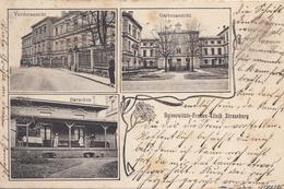 CPA - STRASBOURG - STRASSBURG - ALSACE - UNIVERSITÉ ET CLINIQUE POUR FEMMES - Strasbourg