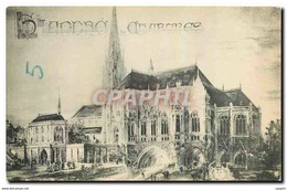 CPA Chartres Cathedrale - Chartres