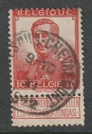 COB N° 111 Oblitération VAUX SOUS CHEVREMONT 1912 - 1912 Pellens