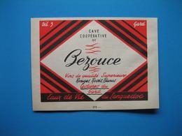 (1947) Coopérative De BEZOUCE (Gard) - Werbung