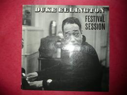 LP N°2086 - DUKE ELLINGTON - FESTIVAL SESSION - REF : S 64063 - GROSSE GALETTE - Jazz