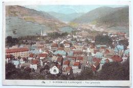 VUE GÉNÉRALE - SCHIRMECK-LABROQUE - Schirmeck