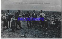 129220 FRANCE VENDANGES COSTUMES RECOGNITION OF HARVESTER CARDS POSTAL POSTCARD - France