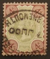 Groot-Brittannië / Great Britain - Nr. 97 (gestempeld/used) - Used Stamps