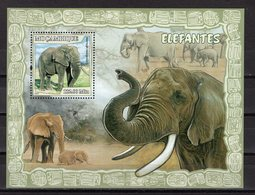 MOZAMBIQUE - 2007 Fauna - ELEPHANTS  M1974 - Timbres