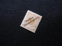 D.R.5b  3Pf**MNH   Deutsche Kolonien (Deutsch-Südwestafrika) 1898 - Mi 30,00 € - Geprüft Jäschke - Colony: German South West Africa