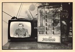 DECEMBRE 1981 POLOGNE LA TELEVISION PENDANT L ETAT DE GUERRE - Evènements