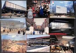 Bruxelles Expo 58 - Lot 24 Cartes (Atomium Voir Zie See Scans... Petit Prix) - Wereldtentoonstellingen