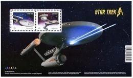 Canada (Scott No.2911 - Star Trek) [**] BF / SS - Neufs