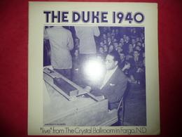 LP N°2103 - DUKE ELLINGTON - AA520/521 - DISQUE EPAIS - POCHETTE OUVRANTE MANQUE SCAN DU MILIEU - Jazz