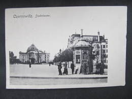 AK CZERNOWITZ 1918//// D*42110 - Ukraine