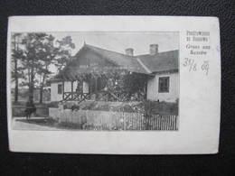 AK SASSOW Sassiw 1909 //// D*42119 - Ukraine