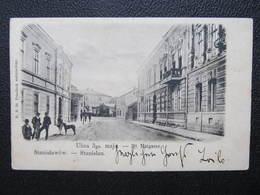 AK STANISLAWOW Stanislau Iwano Frankiwsk 1900  //// D*42120 - Ukraine