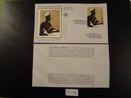 FRANCE 2020 2,32 MARIE-GUILLEMINE BENOIST (1768 - 1826), OBLITERATION PREMIER JOUR 04 02 2020  F.D.C. - PEINTRE - FDC