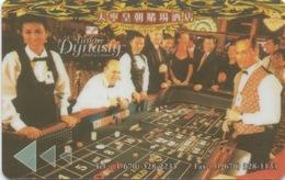 US Micronesia : Tinian Dynasty Hotel & Casino - Cartes D'hotel