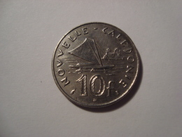 MONNAIE NOUVELLE CALEDONIE 10 FRANCS 2000 - Nouvelle-Calédonie