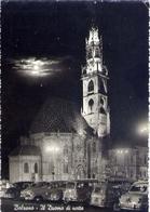 Bolzano - Il Duomo Di Notte - Formato Grande Viaggiata Mancante Di Affrancatura – E 15 - Bolzano (Bozen)