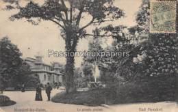 MONDORF Les BAINS 1907  LA GRANDE PÏSCINE (SCHOREN) - Mondorf-les-Bains