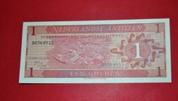 Netherlands Antilles 1 Gulden, 1970, P-20, UNC - NEUF - Antilles Néerlandaises (...-1986)