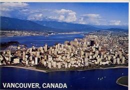 Vancouver - Canada - Formato Grande Viaggiata Mancante Di Affrancatura – E 14 - Canada