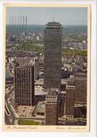 THE PRUDENTIAL CENTER, Boston, Massachusetts, Used Postcard [23795] - Boston