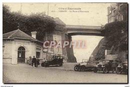 CPA Dinard La Porte D Emeraude Automobile - Dinard