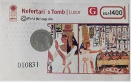 EGYPT | Nefertari's Tomb - Luxur | Enterance Ticket (Egypte) (Egitto) (Ägypten - Tickets D'entrée