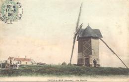 Cayeux Sur Mer, Un Moulin - Cayeux Sur Mer