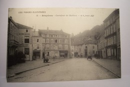 BRUYERES   - Carrefour Du Bailleux - Bruyeres