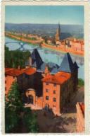 61kst 1548  MONTAUBAN - VUE PANORAMIQUE SUR LE TARN - Montauban