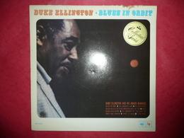 LP N°2124 - DUKE ELLINGTON - BLUES IN ORBIT - CBS 84307 - DISQUE EPAIS - VOIR AUSSI MES CD - Jazz