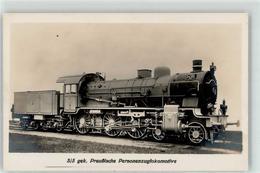53149108 - 3/5 Gek. Preussische Personenzuglokomotive - Treinen