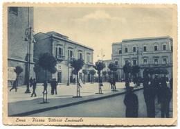ENNA - ITALY, Year 1941 - Enna