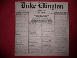 LP N°2136 - DUKE ELLINGTON - VOL.4 - STARDUST RECORDS 204 - DISQUE EPAIS - VOIR AUSSI MES CD - Jazz