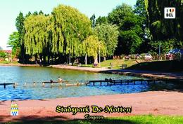 Set 10 Cartes Postales, Parks, Belgium, Tongeren, Stadspark De Motten - Postkaarten