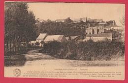 Sautour - Panorama ... Du Village  - 1922 ( Voir Verso ) - Philippeville
