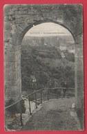 Sautour - Ancienne Porte Romaine ...groupe D'enfants -1922 ( Voir Verso ) - Philippeville
