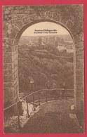 Sautour -Ancienne Porte Romaine ... Groupe D'enfant , Couleur Cépia - 1931( Voir Verso ) - Philippeville
