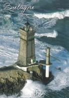 Le Phare De La Vieille Dans La Tempête - Plogoff - Raz De Sein - Lighthouse Leuchtturm Faro - Plogoff